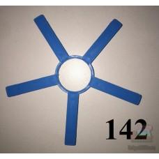Накладка на колесо 12 дюймов синего цвета Польша 180.00р.
