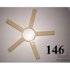Накладка на колесо 12 дюймов бежевого цвета 939 0