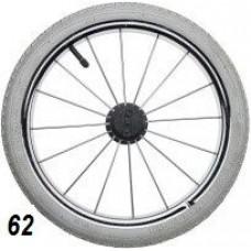 Колесо 14 дюймов Белое с подшипником надувное Польша 1900.00р.