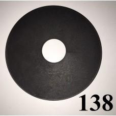 Накладка на колесо 12 дюймов черного цвета Польша 180.00р.